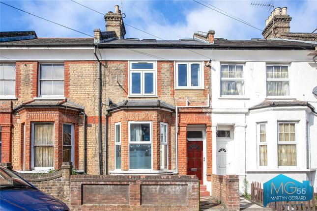 Thumbnail Flat for sale in Cheshire Road, Bowes Park, London