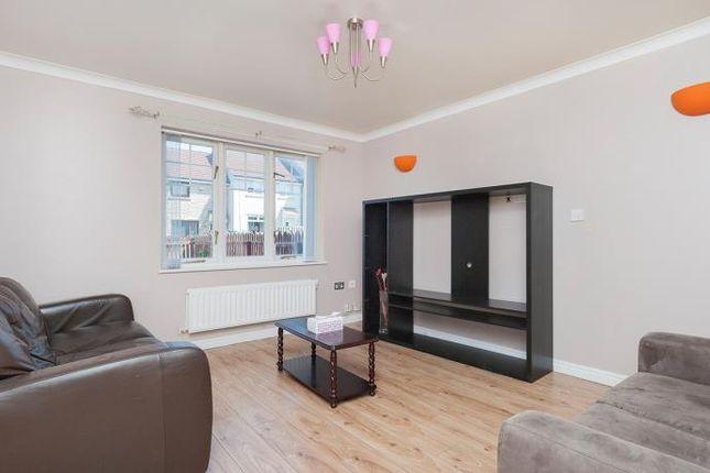 Thumbnail End terrace house to rent in Morvenside, Edinburgh