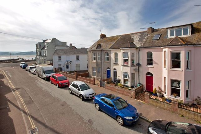 5 bed terraced house for sale in St. Andrews Road, Exmouth EX8