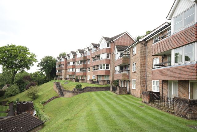 Thumbnail Flat for sale in Rookwood Court, Guildford