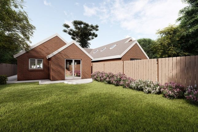 Thumbnail Detached bungalow for sale in Burton Road, Midway, 0