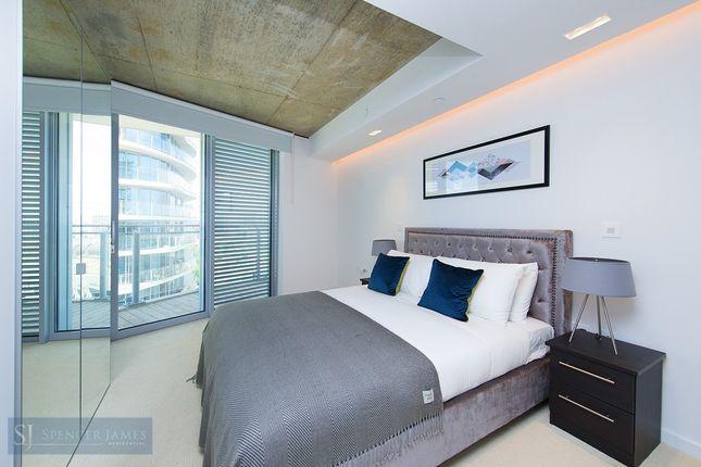 Bedroom One of Hoola, Royal Victoria E16