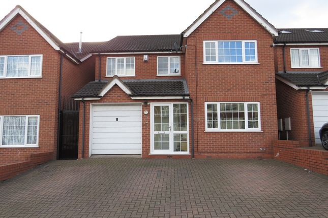 Thumbnail Detached house for sale in Devonshire Road, Smethwick
