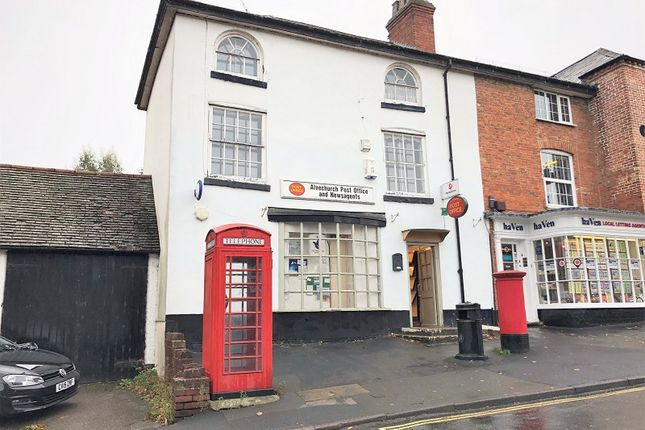 Thumbnail Commercial property for sale in Bear Hill, Alvechurch, Birmingham, West Midlands.