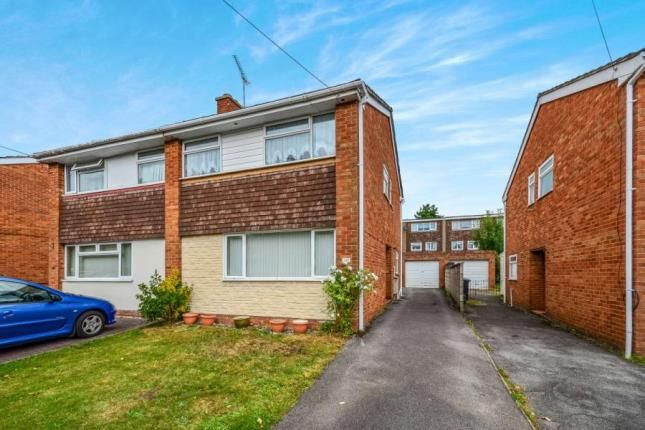 Thumbnail Semi-detached house for sale in Chandlers Ford, Eastleigh, Hampshire