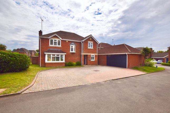 Thumbnail Detached house for sale in St. Andrews Gardens, Cobham