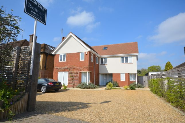 Thumbnail Detached house for sale in Botley Road, Ley Hill