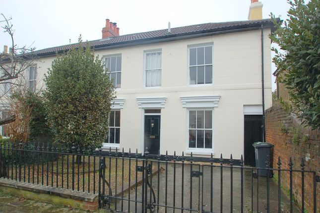 Thumbnail End terrace house for sale in Peel Road, Gosport