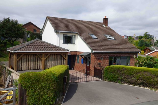 Thumbnail Detached house for sale in Valley Road, Worrall Hill, Lydbrook