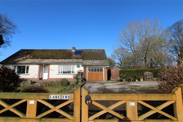 Thumbnail Detached bungalow for sale in How Hill, Hutton Roof, Penrith, Cumbria