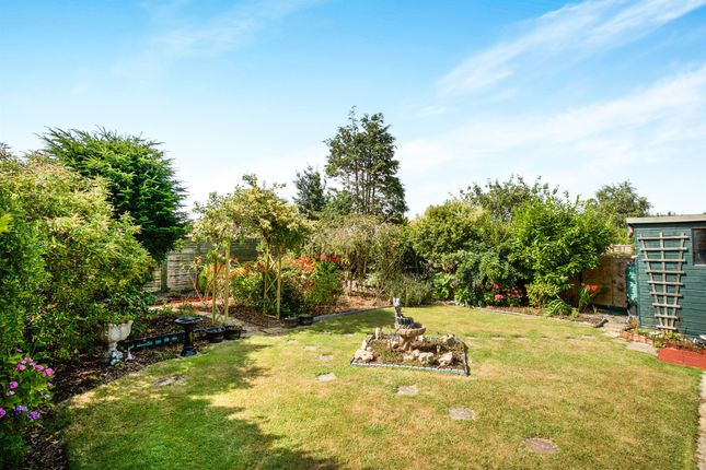 Thumbnail Detached bungalow for sale in Terringes Avenue, Worthing