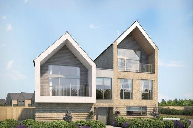 Thumbnail Detached house for sale in Regiment Gate, Off Essex Regiment Way, Chelmsford, Essex