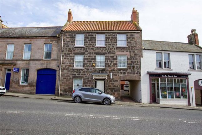Thumbnail Town house for sale in Castlegate, Berwick-Upon-Tweed, Northumberland