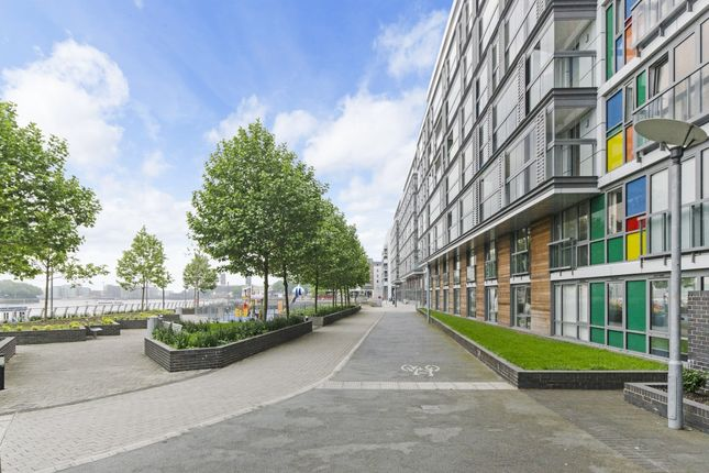 Exterior of Beacon Point, New Capital Quay, Greenwich SE10
