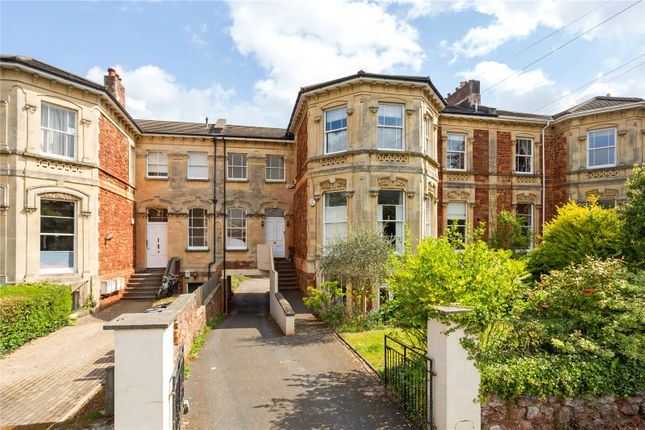 Thumbnail Flat for sale in Alexandra Road, Clifton, Bristol