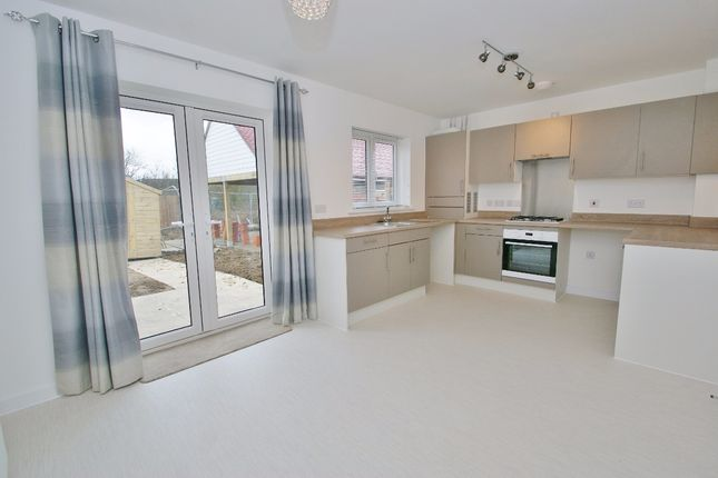 Thumbnail Semi-detached house to rent in Ryeland Way, Bridgefield, Ashford, Kent