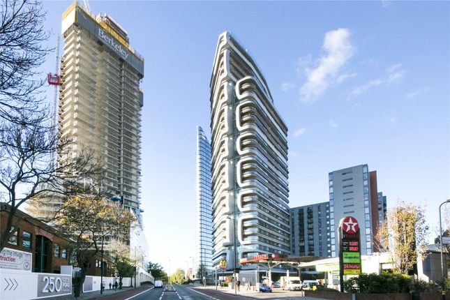 Thumbnail Property for sale in Canaletto Tower, 257 City Road