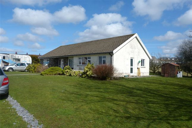 Thumbnail Bungalow for sale in Llety Nedd, Maenclochog, Clynderwen, Pembrokeshire