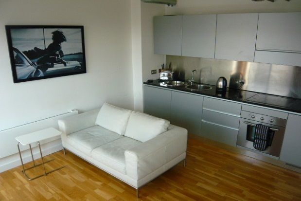Studio to rent in Roberts Wharf, Neptune Street, Leeds