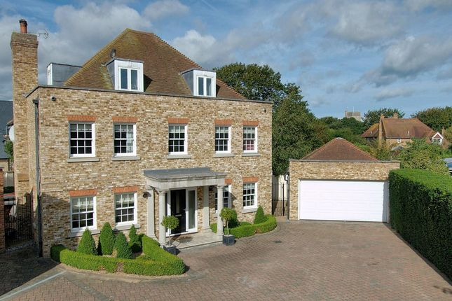 Thumbnail Detached house for sale in Manor Road, St. Nicholas At Wade, Birchington