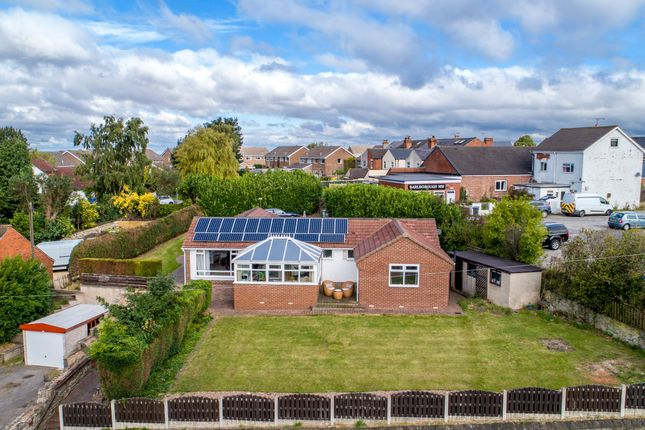Thumbnail Detached house for sale in West End, Barlborough, Chesterfield
