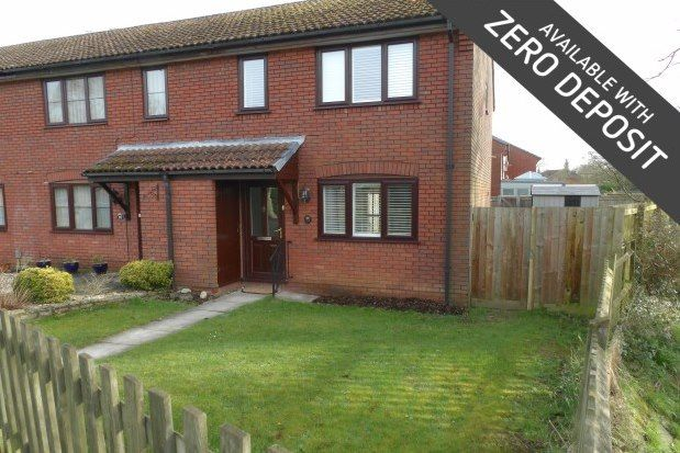 Thumbnail Property to rent in Knatchbull Close, Romsey