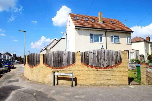 3 bed semi-detached house to rent in First Avenue, West Molesey
