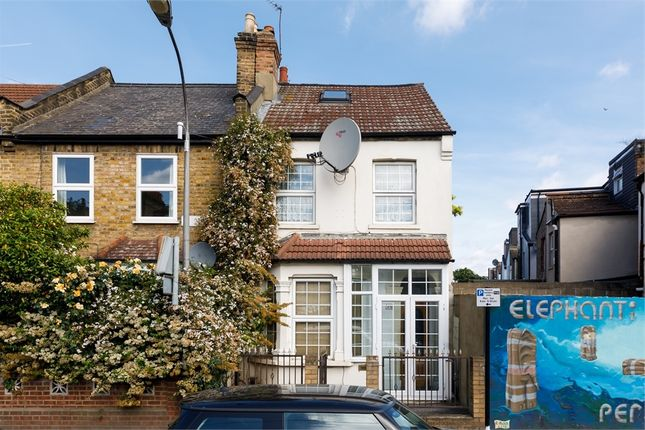 Thumbnail End terrace house for sale in Ringwood Road, Walthamstow, London