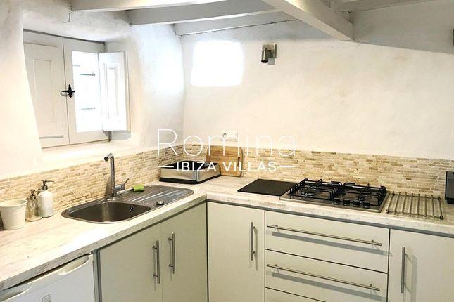 Kitchen of Santa Gertrudis De Fruitera, Ibiza, Balearic Islands, Spain
