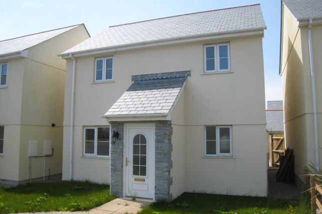 Thumbnail Detached house to rent in Manhattan Court, Kelly Bray, Callington, Cornwall