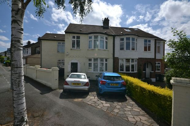 Thumbnail Semi-detached house for sale in Abbotts Crescent, London