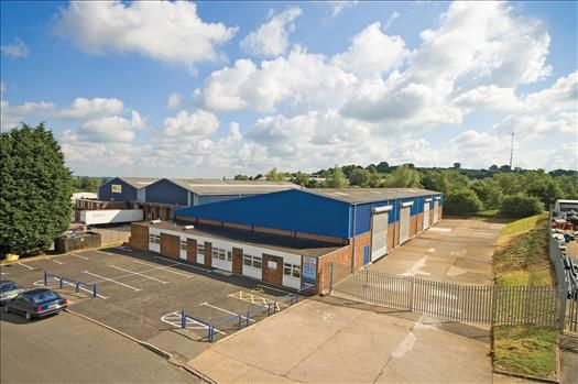 Thumbnail Light industrial to let in Unit 1 South March, Long March Industrial Estate, Daventry