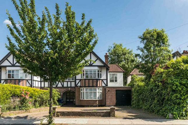Thumbnail Semi-detached house for sale in Marsh Lane, Mill Hill