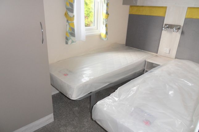 Bedroom 2 of Silverhill Holiday Park, Lutton Gowts, Lutton, Spalding, Lincolnshire PE12