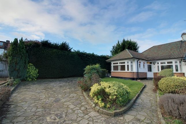 Thumbnail Bungalow for sale in Linkside Close, Enfield