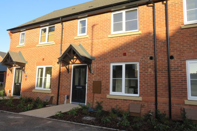 Thumbnail Town house to rent in Hampton Lane, Littleover, Derby