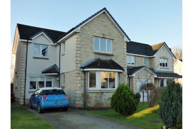 Thumbnail Detached house for sale in Nan Walker Wynd, Kinross