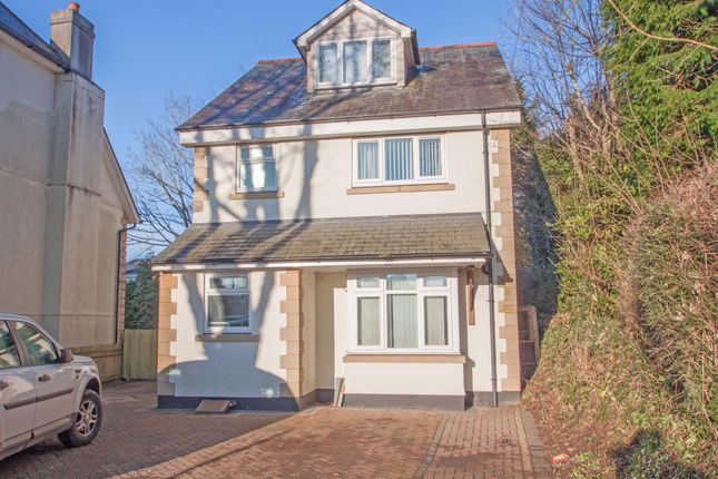 Thumbnail Detached house for sale in Tavistock Road, Crownhill, Plymouth