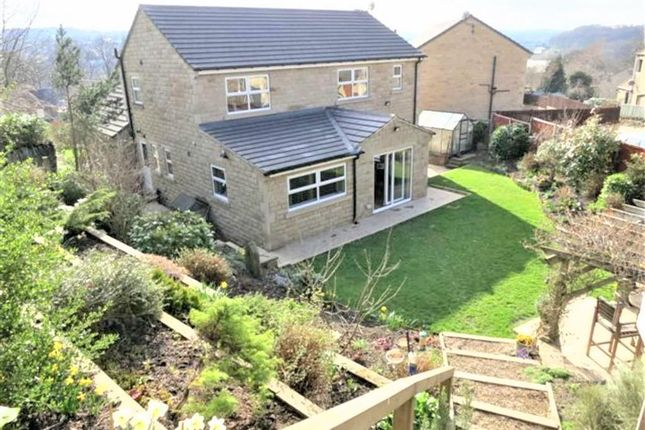 Thumbnail Detached house to rent in Thistle Hill, Huddersfield