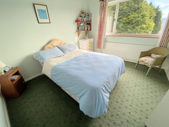 Bedroom of Bryntirion Road, Merthyr Tydfil CF47
