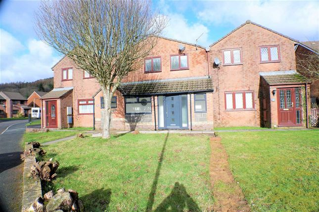 Thumbnail Terraced house for sale in Woodland Vale, Treorchy