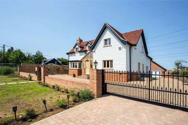 Thumbnail Detached house for sale in Debden Green, Saffron Walden, Essex