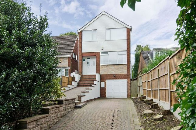 Thumbnail Detached house for sale in Cartbridge Lane, Walsall