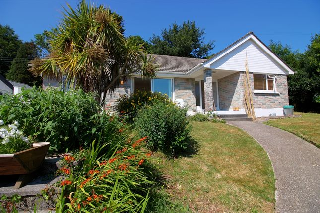 Thumbnail Bungalow for sale in Trevarrick Road, St. Austell