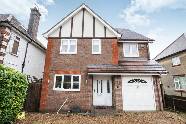 Thumbnail Detached house for sale in Downs Road, Dunstable
