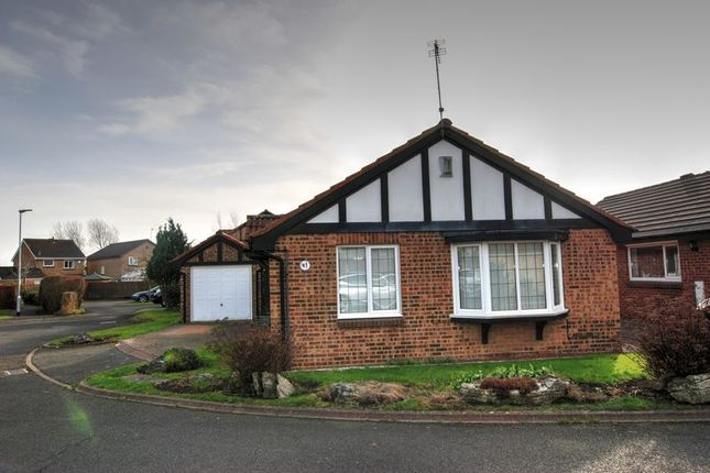 Detached bungalow for sale in The Pastures, South Beach Estate, Blyth