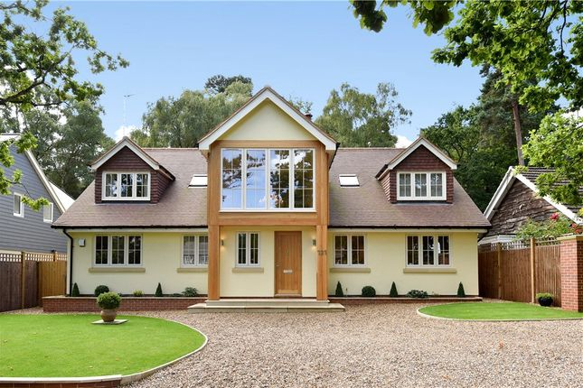 Thumbnail Detached house for sale in Dukes Ride, Crowthorne, Berkshire