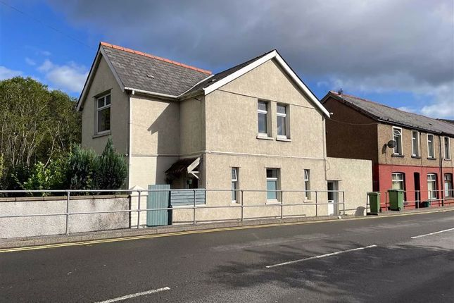 Thumbnail Detached house for sale in Aberdare Road, Mountain Ash