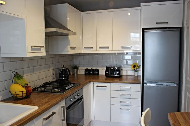 Thumbnail Semi-detached house for sale in Rose Hill Close, Sheffield
