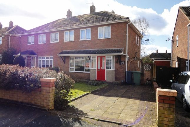 Thumbnail Semi-detached house for sale in Holly Lane, Walsall Wood, Walsall, West Midlands